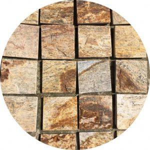 Pedra madeira serrada